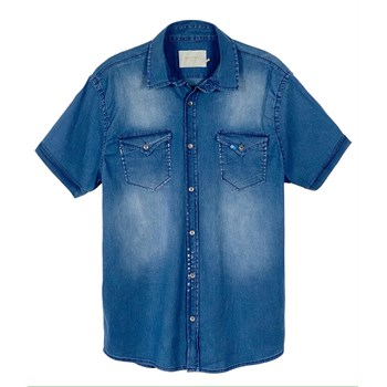 CAMISA JEANS AMELY - 45173.322 - BIOTWO