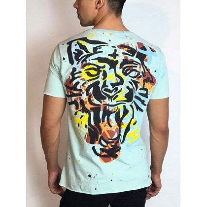 CAMISETA ART TIGER