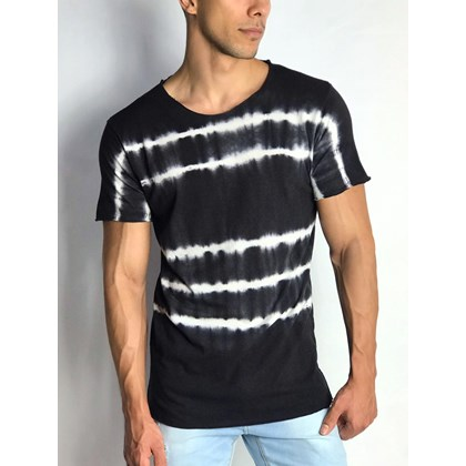 CAMISETA BLACK STRIPES