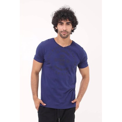 CAMISETA DECOTE V - 042