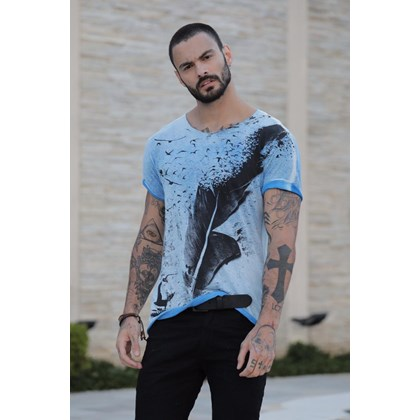 CAMISETA FEATHER